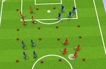 深圳王之者足球:简单的运球远比你想象的难