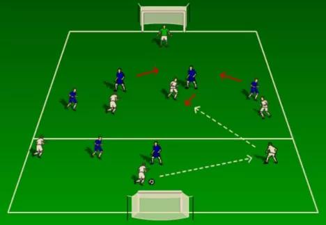 深圳王之者足球:后卫整体协作、保持沟通非常关键