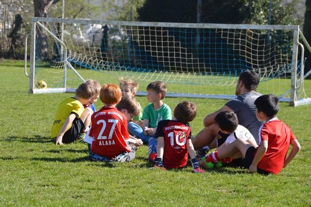 足球训练到底练什么?