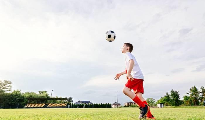 少儿足球培训