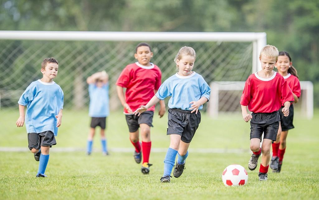 幼儿足球培训